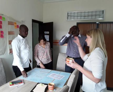 Save the Children Côte d'Ivoire teste PPM PRIME