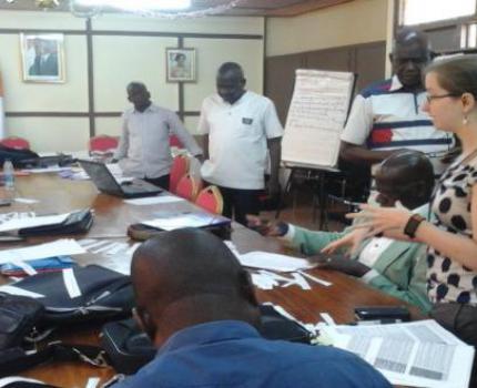 LB et NB : renforcement des capacités des professeurs de CAFOP