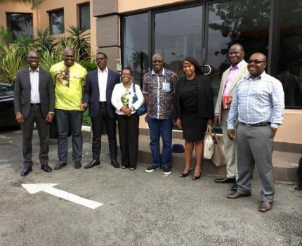 Partenariat pour la Sante Infantile à Odienné dans le Nord-Ouest de La Côte d'Ivoire